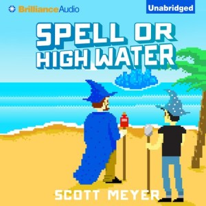 Spell or High Water cover