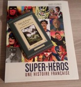 Super-héros et Edgar Allan Poe
