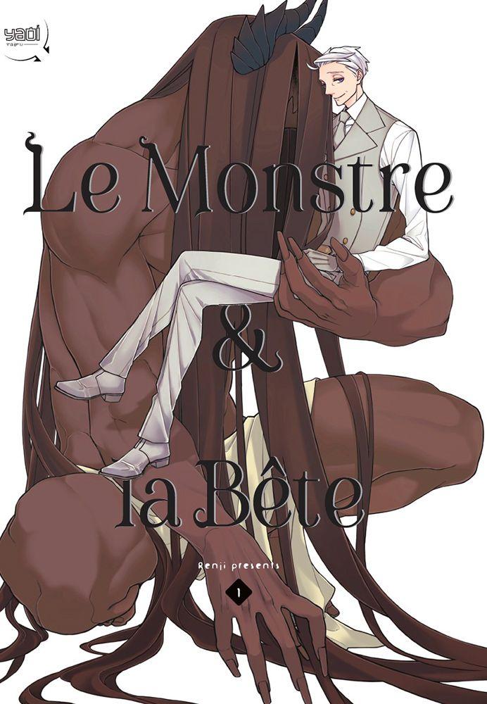 Couverture de Le Monstre et la Bête T1 de Renji